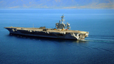 US carrier starts 'routine' patrols in South China Sea