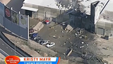 5 dead after small plane crashes into Melbourne shopping center