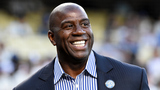 Magic Johnson named Lakers president of basketball operations