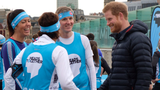 Prince Harry Is All Smiles as He Cheers on Marathoners in Training --&hellip&#x3b;