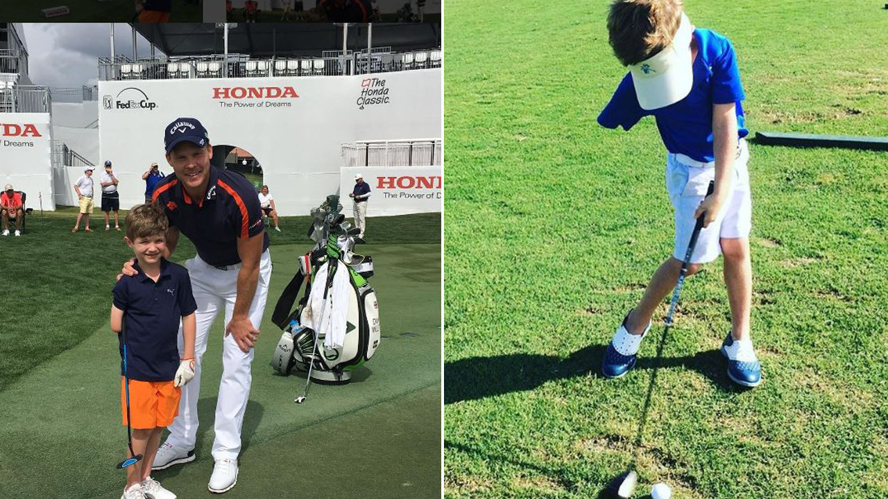Year-Old, Born with One Arm, Beats 45 PGA Professionals in...