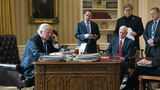 Bannon, Pence send contradictory messages to EU
