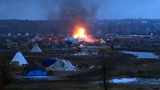 Deadline to leave Dakota Access Pipeline site draws near for protesters