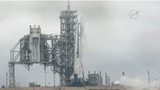 SpaceX aborts space station docking
