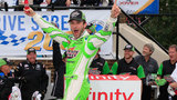 Mexican-born NASCAR driver Daniel Suarez in the Daytona 500 spotlight