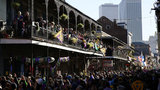 Mardi Gras by the numbers