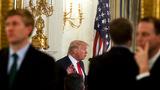 Trump says Obama behind leaks