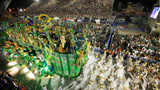 At least 11 injured in Rio Carnival float collapse