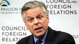 Huntsman in talks to serve as US ambassador to Russia