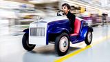 Rolls-Royce makes a mini-Rolls for sick kids
