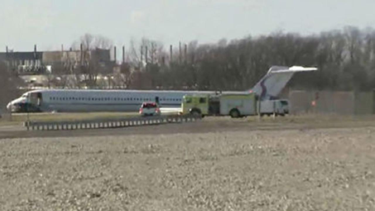 Car Crashes Into Barbershop In Michigan