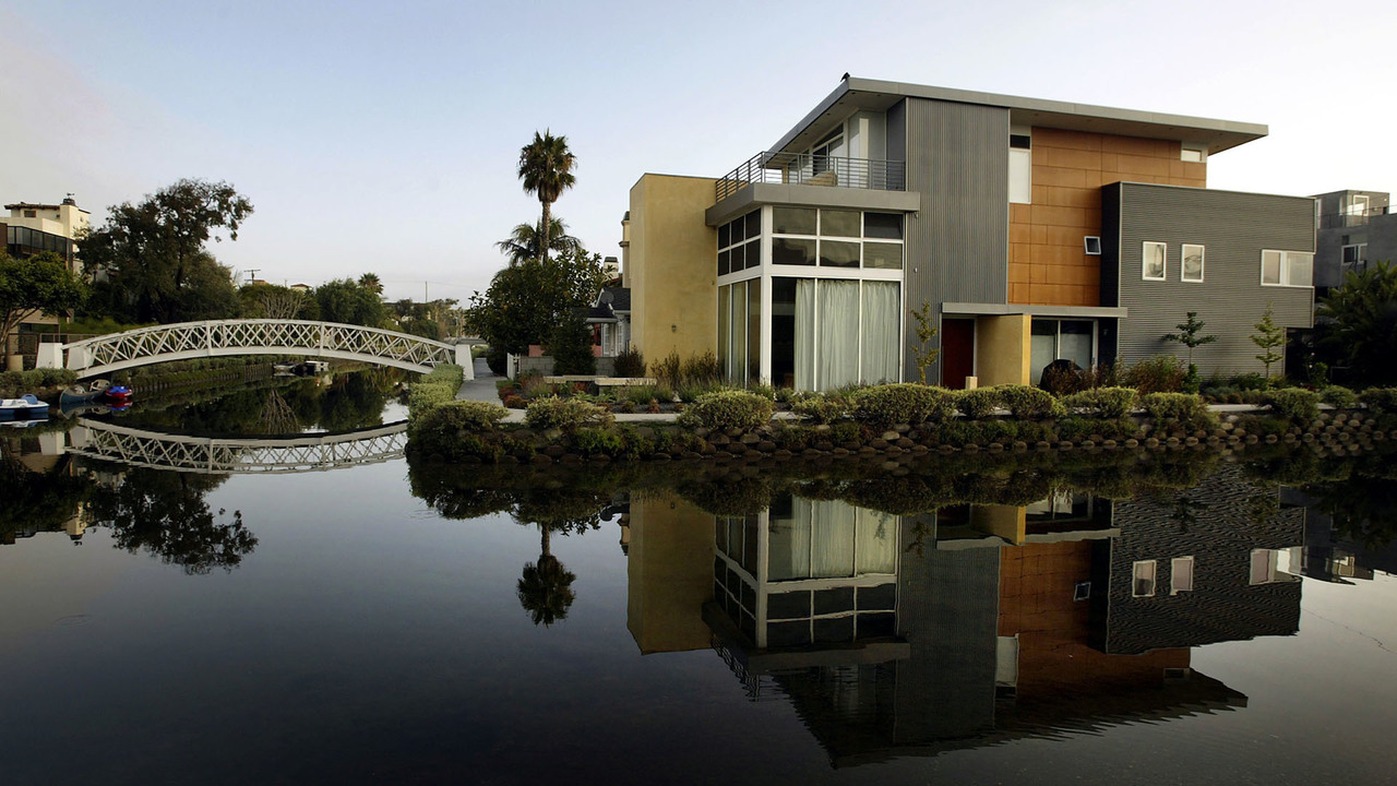 Could gentrification save some cities for California million dollar homes