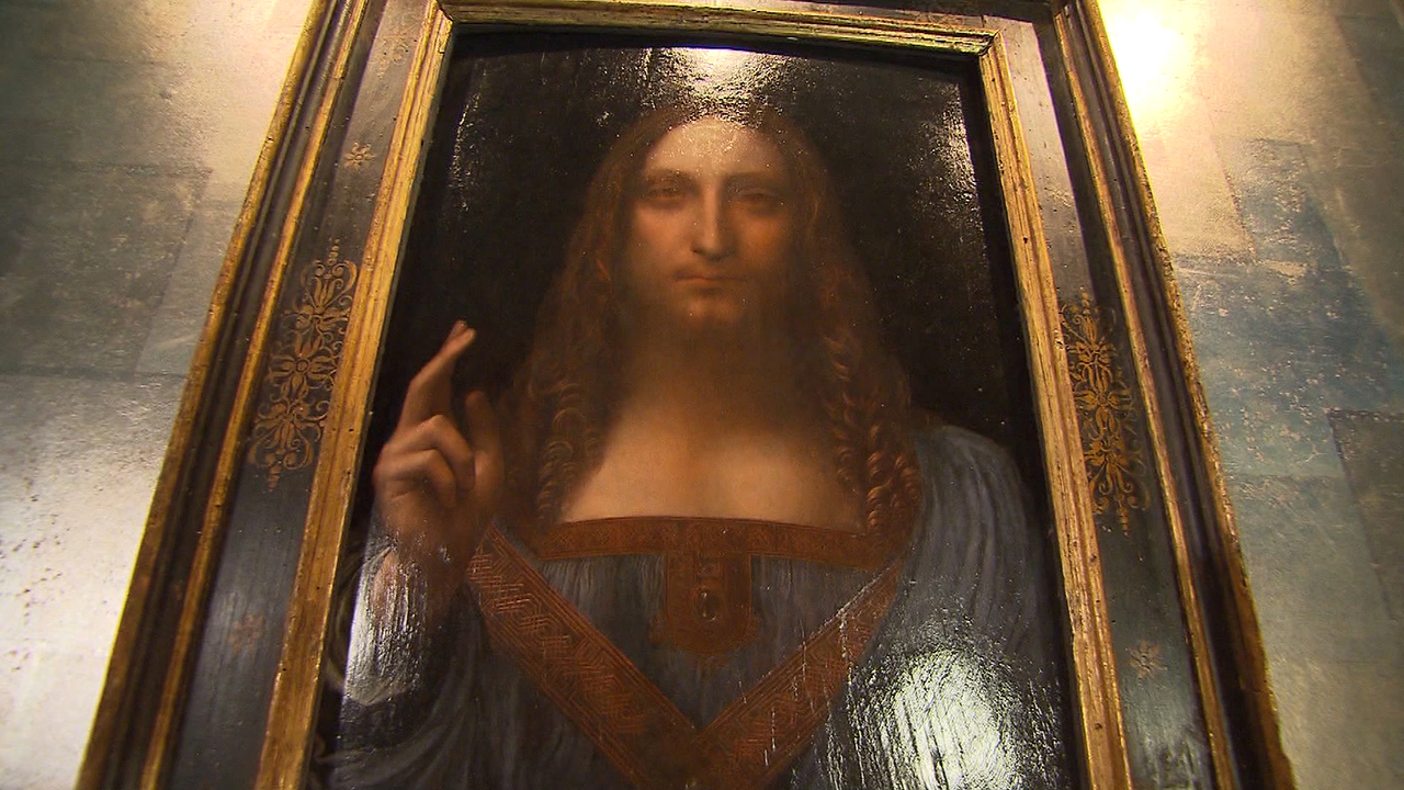 Salvator Mundi Buyer >> Revealed: The mystery buyer of the world's most expensive painting