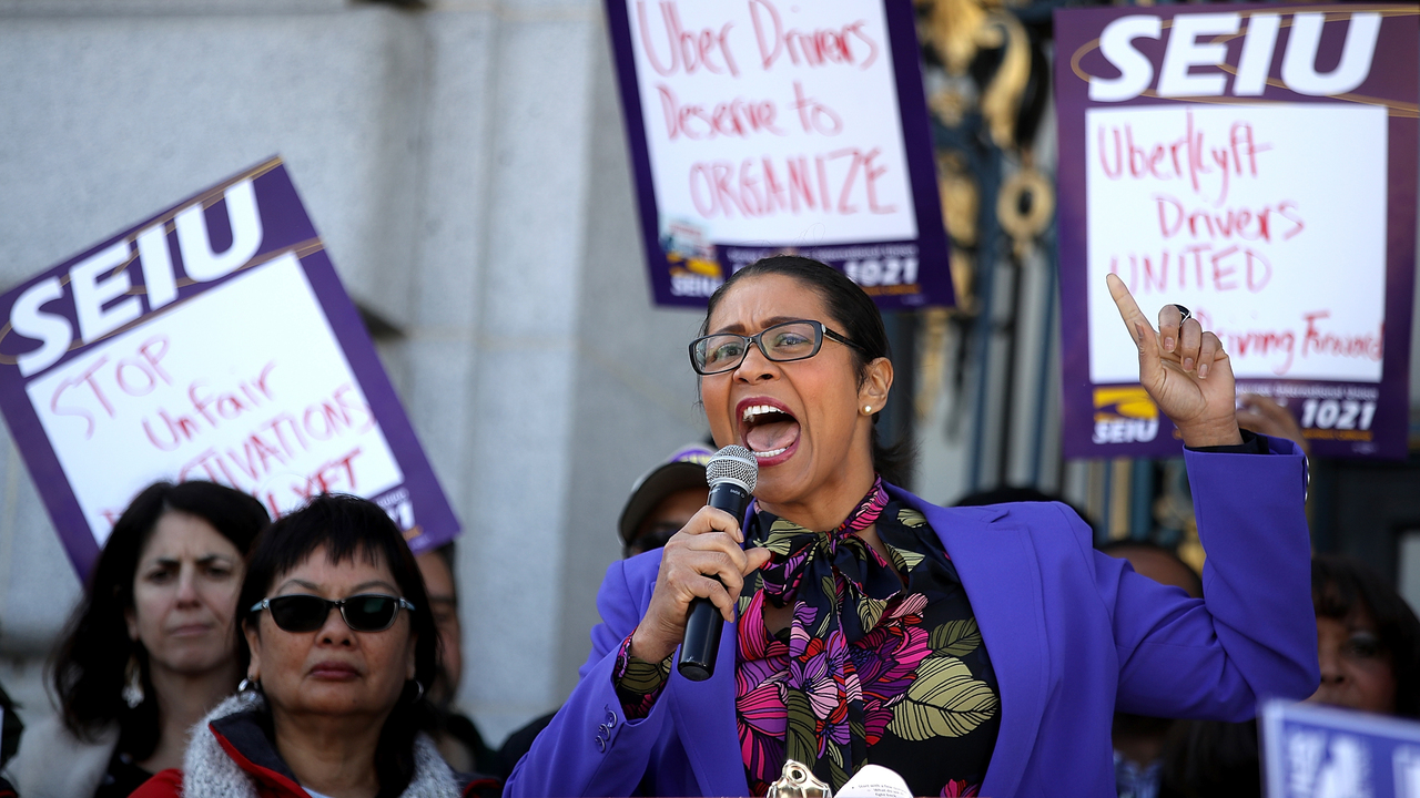 London Breed will be first black woman to lead San Francisco