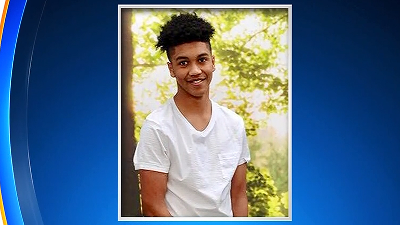 Teen killed by police after running from car