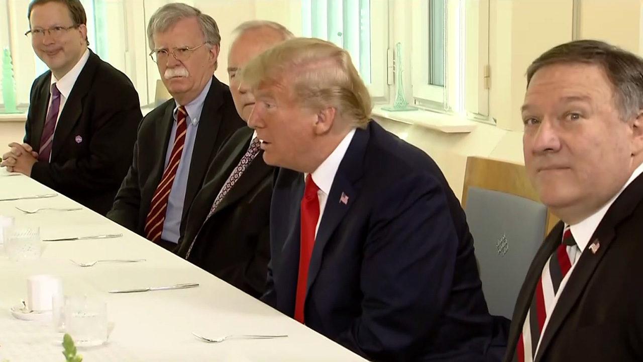 Trump has no black senior White House staff