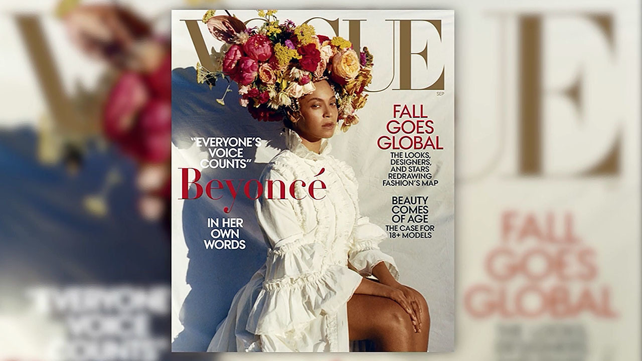 Black women are dominating magazine covers this month