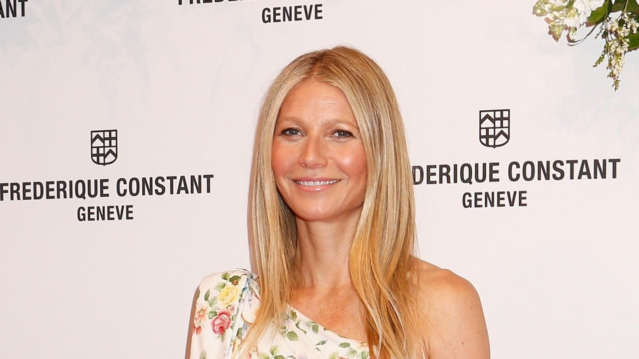 Gwyneth Paltrow Just Shared All the Details From Her Wedding–and Her Gown is Breathtaking