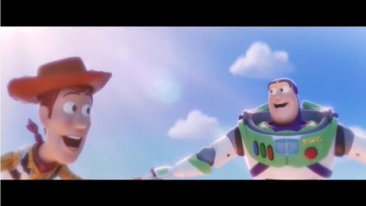 There Will Be A Toy Story 4 : Toy story trailer introduces new character