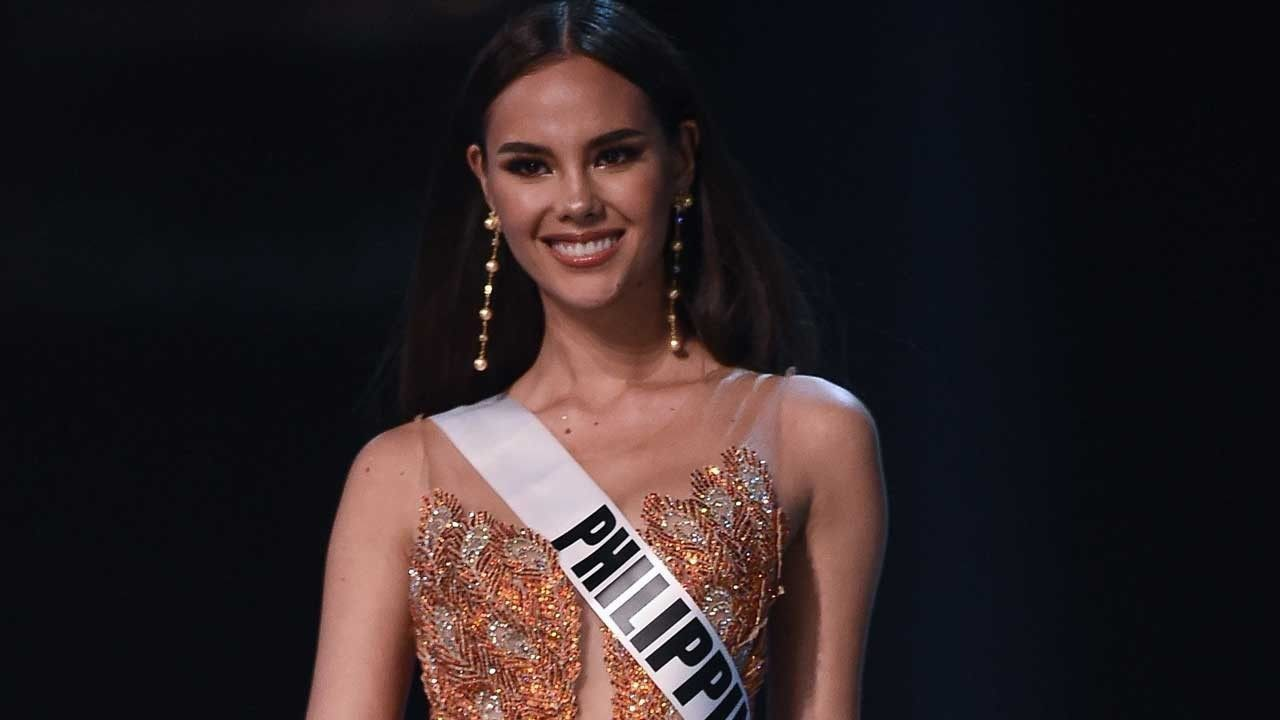 Catriona Gray Gettyimages 720 Philippines Crowned Universe